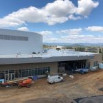 JMU Atlantic Union Bank Arena Center Exterior