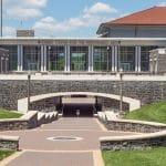 JMU Forbes Center - Exterior 3