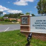 John Wayland Elementary - Exterior 2