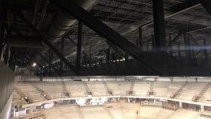 JMU Atlantic Union Bank Arena Center Project Interior