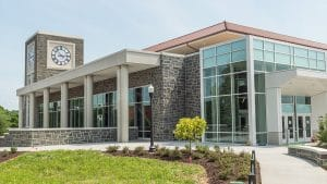 JMU Dining Hall - Exterior 1