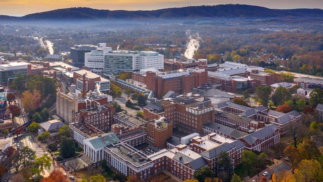 UVA University Hospital Campus
