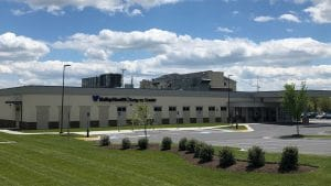 Valley Health Surgical Center in Winchester, VA