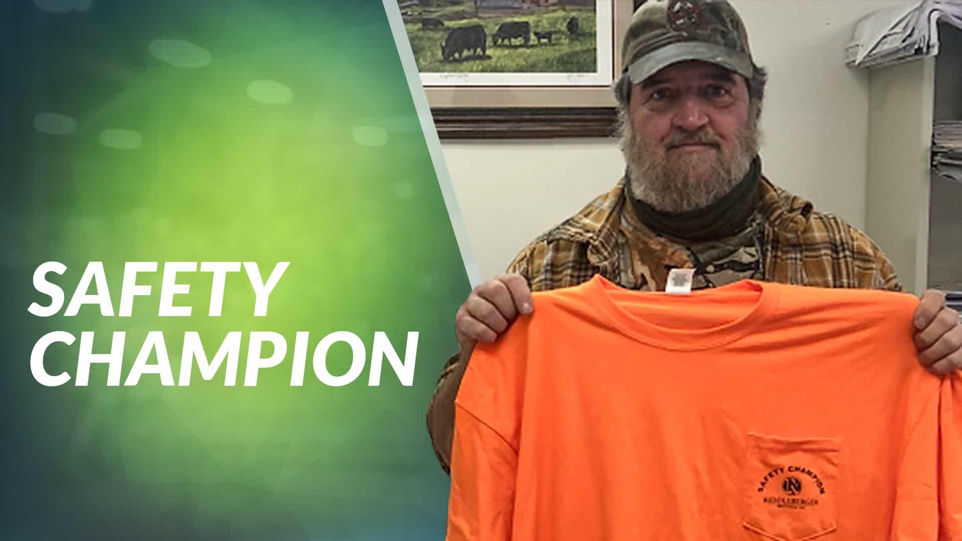 0012 - Safety Champion
